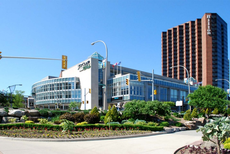 File:Windsor Waterfront St Clair Centre for the Arts Hilton DSC 1095.jpg