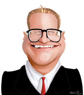 Caricature2 Drew Carey by Kauritsuo.jpg